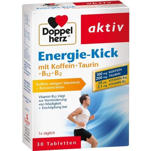 Doppelherz Energie-Kick, 30 ST, Queisser Pharma GmbH & Co. KG