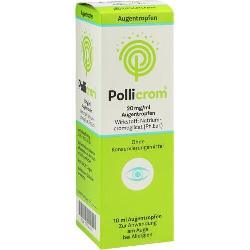 POLLICROM 20mg/ml Augentropfen, 10 ML, Ursapharm Arzneimittel GmbH