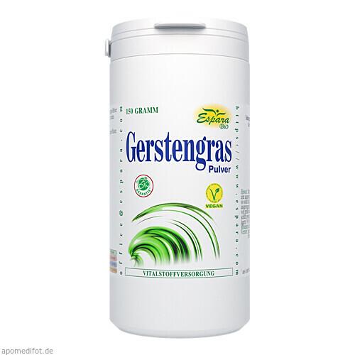 Gerstengras-Pulver Bio DEU, 150 G, Espara GmbH