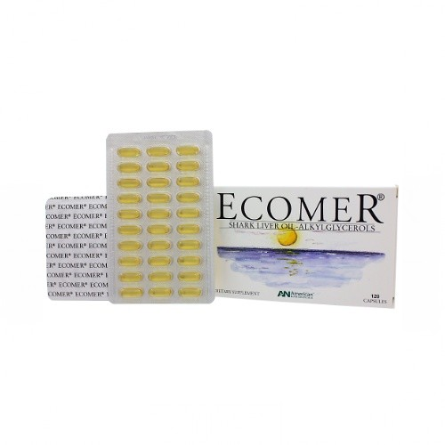 Ecomer Natural Immunsystem Booster, 1 P, Essential Projects B.V.