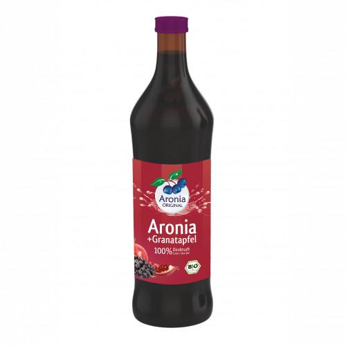 Aronia + Granatapfelsaft Bio FH, 0.7 L, Aronia Original Naturprodukte GmbH