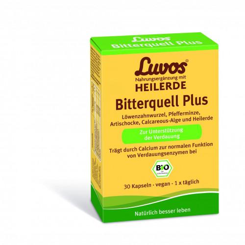 Luvos Heilerde BIO Bitterquell Plus, 30 ST, Heilerde-Gesellschaft Luvos Just GmbH & Co. KG