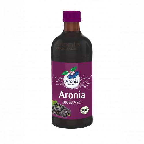 Aroniasaft Bio 100% Direktsaft FH, 0.35 L, Aronia Original Naturprodukte GmbH