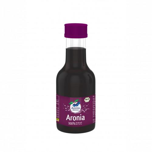 Aroniasaft Bio 100% Direktsaft FH, 0.1 L, Aronia Original Naturprodukte GmbH