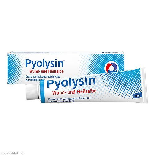 Pyolysin Wund- und Heilsalbe, 100 G, Serumwerk Bernburg AG