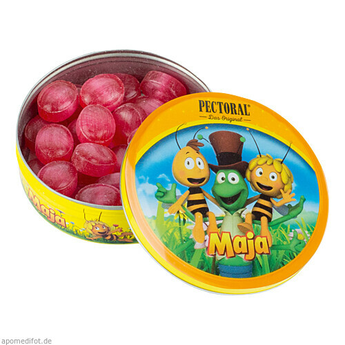 Pectoral für Kinder Biene Maja & Flip Dose, 60 G, WEPA Apothekenbedarf GmbH & Co KG