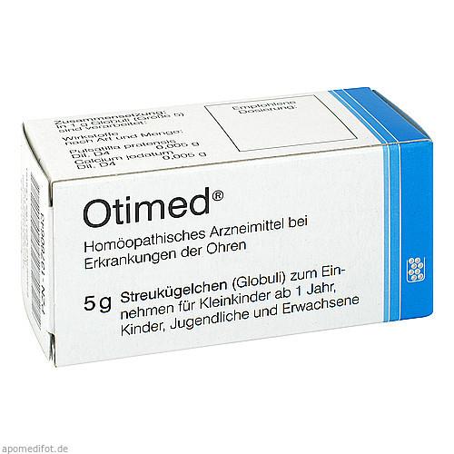 Otimed, 5 G, Steierl-Pharma GmbH