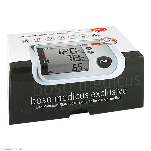 boso medicus exclusive xs (Kinder), 1 ST, Bosch + Sohn GmbH & Co.