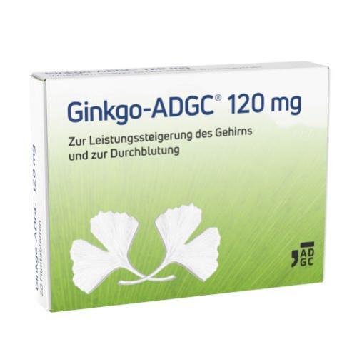 Ginkgo-ADGC 120 mg, 20 ST, Ksk-Pharma Vertriebs AG