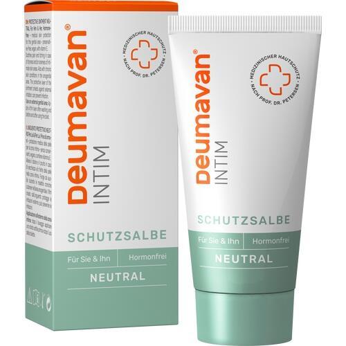 Deumavan Schutzsalbe Neutral Tube Medizinprodukt, 50 ML, Kaymogyn GmbH
