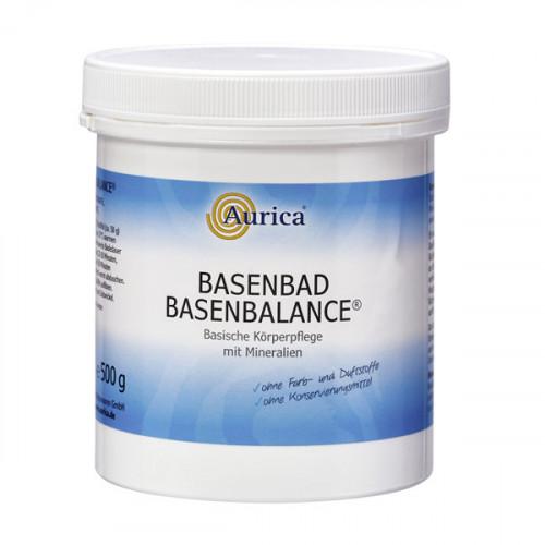 Basenbad Basenbalance, 500 G, AURICA Naturheilmittel und Naturwaren GmbH