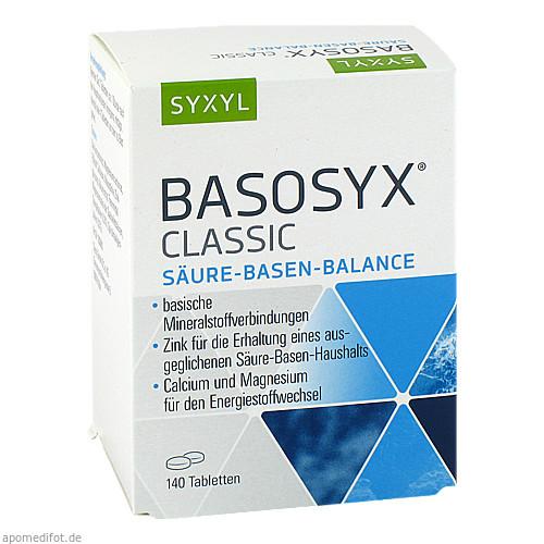 Basosyx classic Syxyl, 140 ST, MCM Klosterfrau Vertriebsgesellschaft mbH