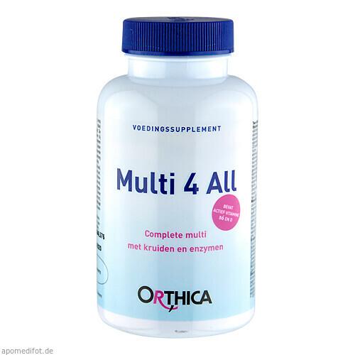 Orthica Multi 4 All, 180 ST, Supplementa Corporation B.V.