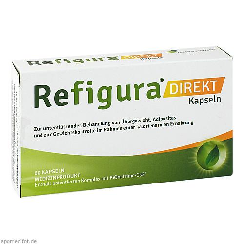 Refigura Direkt, 60 ST, Heilpflanzenwohl GmbH