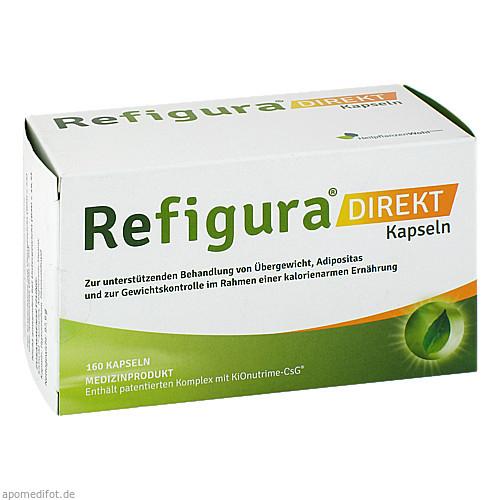 Refigura Direkt, 160 ST, Heilpflanzenwohl GmbH