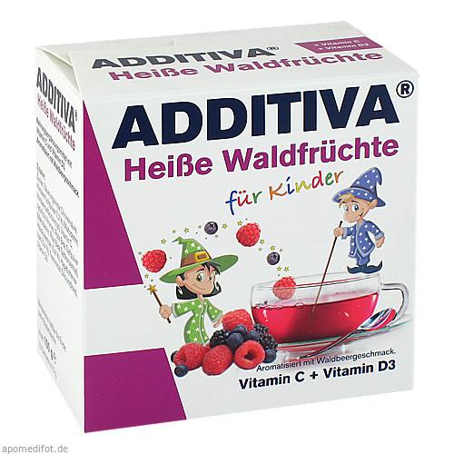 Additiva Heisse Waldfrüchte, 100 G, Dr.B.Scheffler Nachf. GmbH & Co. KG
