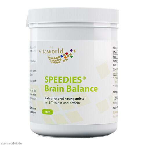 SPEEDIES Brain Balance, 120 ST, Vita World GmbH