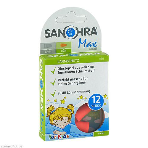 SANOHRA max für Kinder, 12 ST, Innosan GmbH
