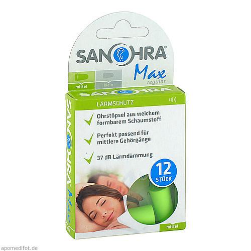 SANOHRA max für Erwachsene, 12 ST, Innosan GmbH