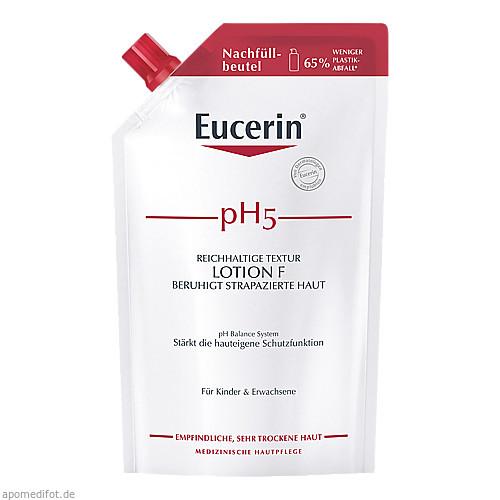 Eucerin pH5 LotionF Nachfüll Empfindliche Haut, 400 ML, Beiersdorf AG Eucerin