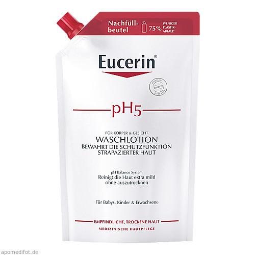 Eucerin pH5 Waschlotion Nachfüll Empfindliche Haut, 750 ML, Beiersdorf AG Eucerin
