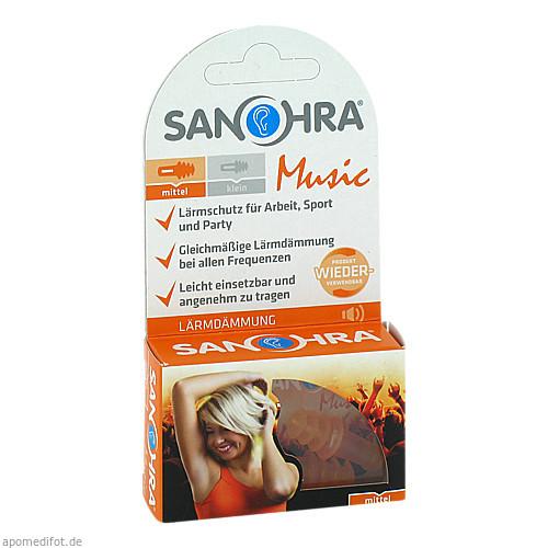 SANOHRA music für Erwachsene, 2 ST, Innosan GmbH