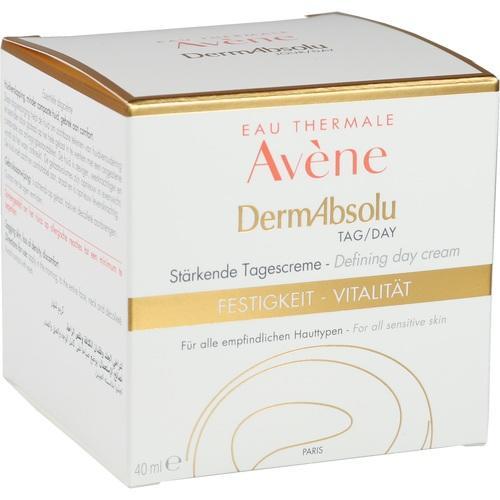 AVENE DermAbsolu TAG Stärkende Tagescreme, 40 ML, Pierre Fabre Pharma GmbH