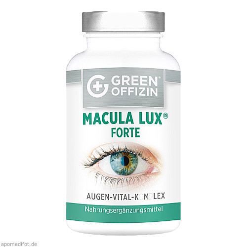 Macula Lux Forte, 120 ST, Green Offizin S.r.l.