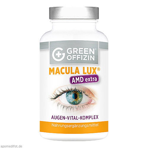 Macula Lux AMD Extra, 120 ST, Green Offizin S.r.l.