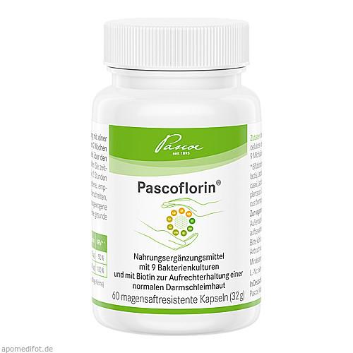 Pascoflorin, 60 ST, Pascoe Vital GmbH