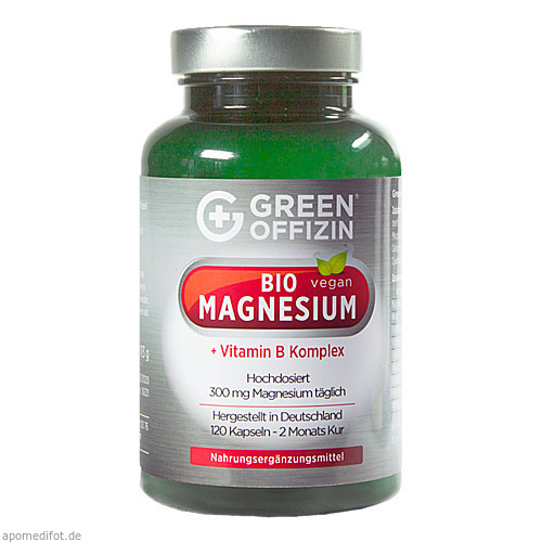 Green Offizin - Bio Magnesium, 120 ST, Green Offizin S.r.l.