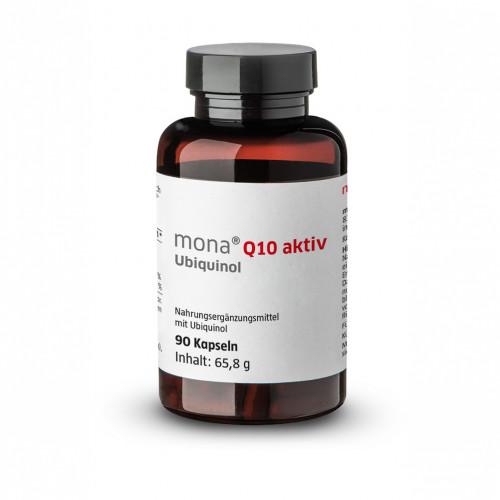 mona Q10 aktiv Ubiquinol, 90 ST, Monasan GmbH