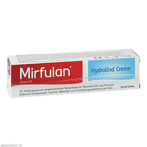 Mirfulan Hydrolind Creme, 50 ML, Recordati Pharma GmbH