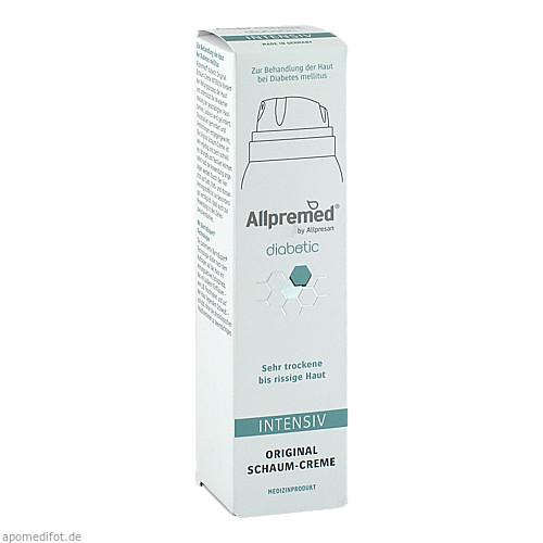 Allpremed diabetic INTENSIV, 100 ML, Neubourg Skin Care GmbH