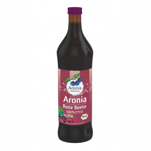 ARONIA + ROTE BEETE BIO Direktsaft, 0.7 L, Aronia Original Naturprodukte GmbH