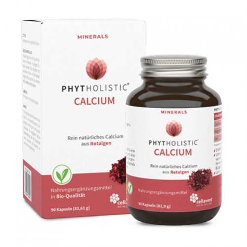 Phytholistic Calcium, 90 ST, Cellavent Healthcare GmbH