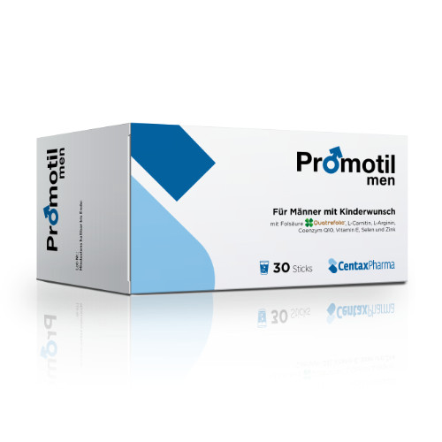 Promotil Men, 30 ST, Pharma K Medical GmbH