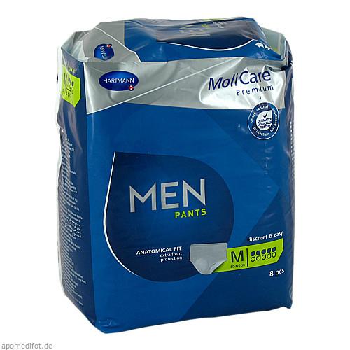 MoliCare Premium MEN PANTS 5 Tropfen M, 8 ST, Paul Hartmann AG