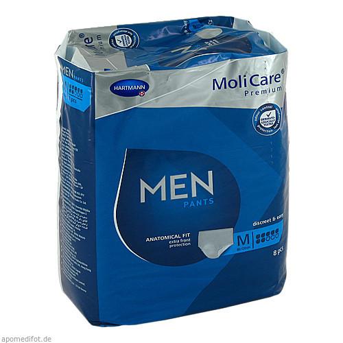 MoliCare Premium MEN PANTS 7 Tropfen M, 8 ST, Paul Hartmann AG