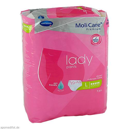 MoliCare Premium lady pants 5 Tropfen L, 7 ST, Paul Hartmann AG