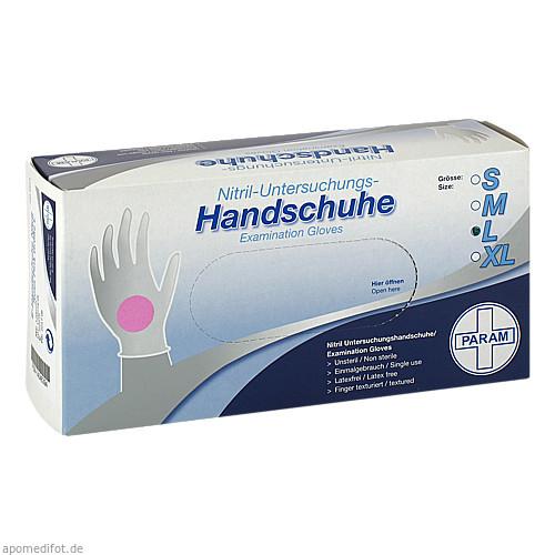 Einmal HANDSCHUHE Nitril rosa pink Gr. L, 100 ST, Param GmbH