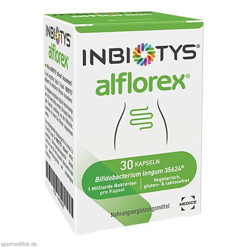 Alflorex INBIOTYS bei Reizdarm, 30 ST, MEDICE Arzneimittel Pütter GmbH & Co. KG