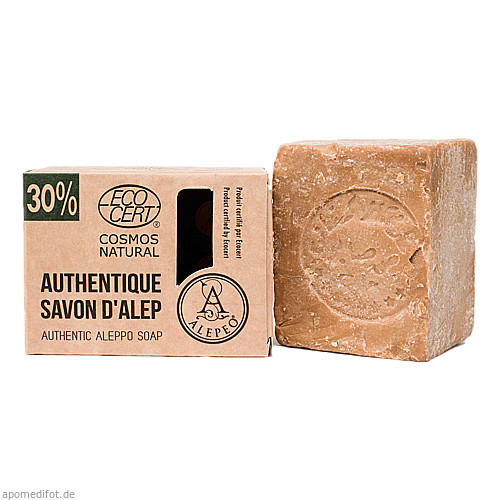 ALEPEO 30 % AUTHENTIC SOAP, 200 G, Asav Apoth.Serv.Arzneim.Vertr. GmbH