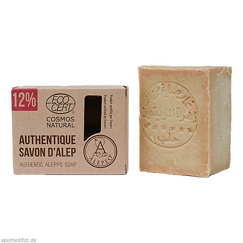 ALEPEO 12% AUTHENTIC SOAP, 200 G, Asav Apoth.Serv.Arzneim.Vertr. GmbH