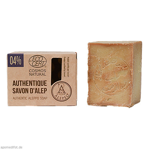 ALEPEO 4% AUTHENTIC SOAP, 200 G, ASAV Apoth.Serv.Arzneim.Vertr. GmbH