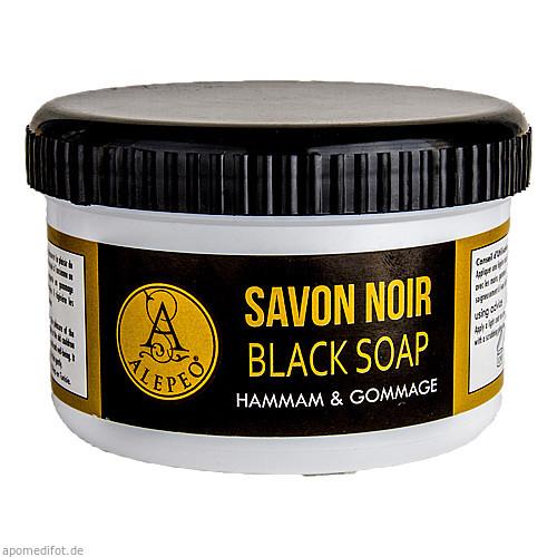 ALEPEO Black Soap Peeling, 250 G, Asav Apoth.Serv.Arzneim.Vertr. GmbH