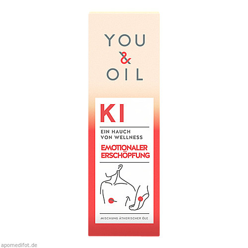 YOU & OIL Emotionale Erschöpfung, 5 ML, Imp GmbH International Medical Products