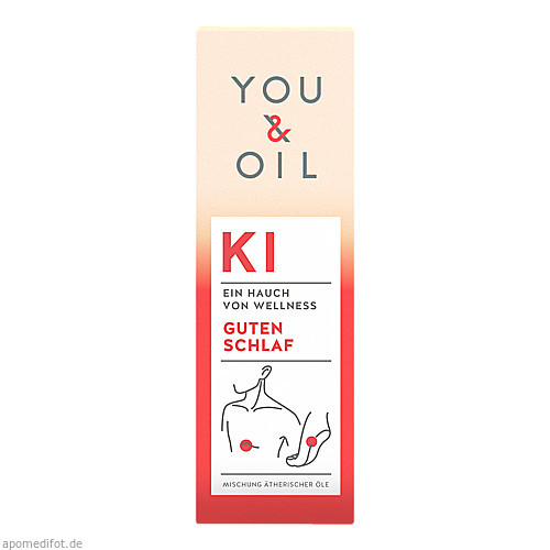 YOU & OIL Guter Schlaf, 5 ML, Imp GmbH International Medical Products
