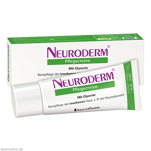Neuroderm Pflegecreme, 100 ML, Infectopharm Arzn.U.Consilium GmbH