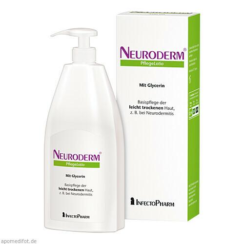 Neuroderm Pflegelotio, 250 ML, Infectopharm Arzn.U.Consilium GmbH